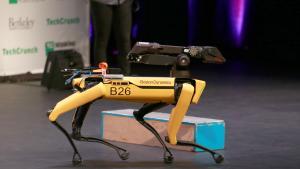 Technologie : Le premier chien-robot sur le terrain