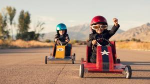 La compétition… du début à la fin de la vie