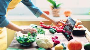 Confinement: l'assiette santé revisitée