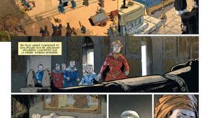 Constance, la princesse rebelle