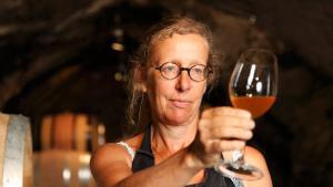 Marie-Thérèse Chappaz couronnée par le Parker des vins