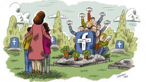 Deuil: Quand internet bouleverse notre expérience de la mort