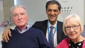 DMLA: ils retrouvent la vue grâce à des cellules souches