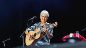 Interview : Joan Baez