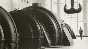 «Le temps des machines» de Jakob Tuggener