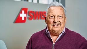 Jean-Claude Donzel, comme un air de Swissair