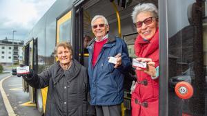 Bus gratuits pour les seniors à Martigny. A qui le tour?