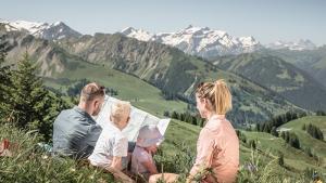 Gstaad - Bienvenue au Pays du Saani !