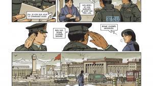 Retour à Tiananmen