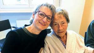Fabienne Rebmann 52 ans, proche aidante