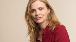 Isabelle Carré au Livre sur les quais à Morges