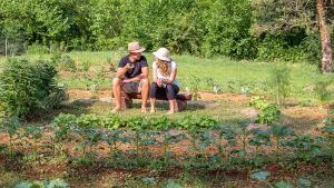 Les jardiniers ont la belle vie avec la permaculture