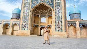Au cœur des trois cités mythiques  d'Ouzbékistan