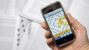 jeu sur smartphone