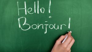 Langue: Parlez-vous français?
