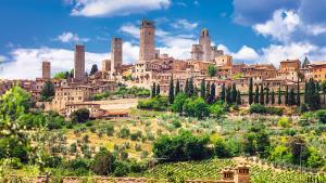 La part oubliée de la Toscane