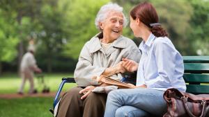 Personnes âgées: une  approche personnalisée