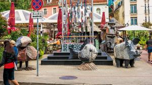 Cap sur les grandes villes des Pays baltes