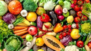 Le grand chef des légumes