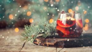 Les mille et une vertus du vin chaud