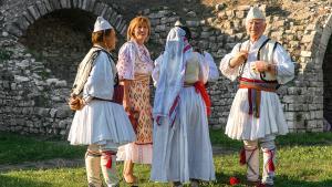 L'Albanie à tire-d'aile