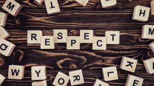 Le respect des autres