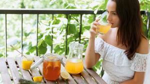 Les boissons bien-être stars de l'été