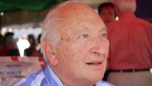 """Joseph Joffo, l'auteur d' """" un sac de billes"""" est décédé."""