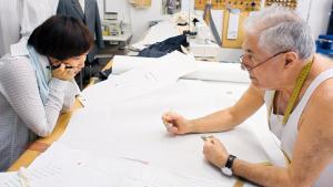 La couture en partage : un film sur le travail