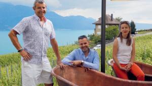 Vinothérapie: un spa itinérant pour l'amour du vin
