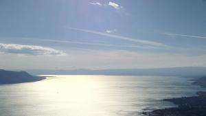 vue du lac léman