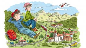 Le bonheur suisse, c'est quoi?