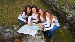 Quatre copines et une belle aventure