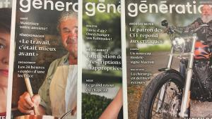 magazine générations