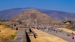 Sous le soleil de Mexico…