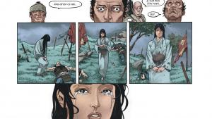 Un amour fou au pays des samouraïs