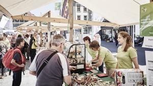 Toutes les saveurs des parcs suisses réunies en un marché