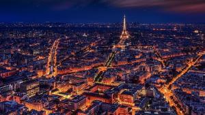 Quand Paris m'éveille