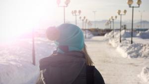 Le froid sibérien arrive : habillez-vous en conséquence