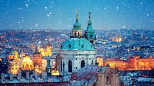 Prague, sublime incarnation de l'Art nouveau