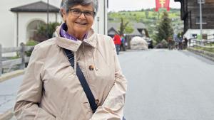Ruth Dreifuss, «Des solutions communes à toutes les personnes âgées»