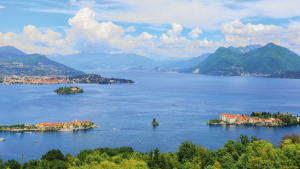 Des lacs italiens si inspirants