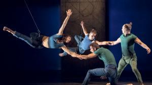 Les scènes fribourgeoises de Equilibre-Nuithonie, alors, on danse?