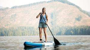 Et si vous vous initiez au stand up paddle?