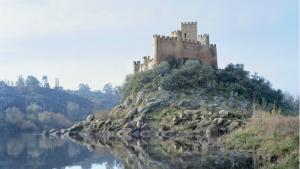 Des châteaux dans le château
