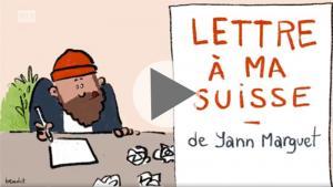 """Yann Marguet """"Lettre à ma Suisse"""""""