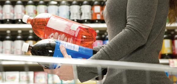 Attention. Cancer colorectalfavorisé par les boissons sucrées
