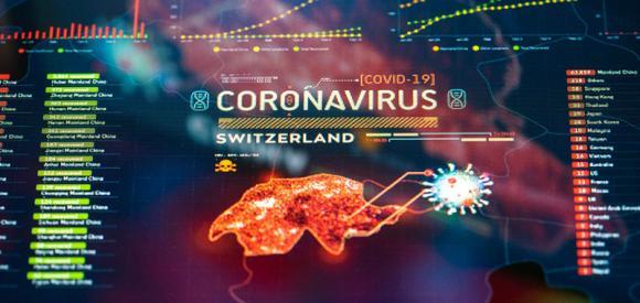 Le coronavirus en Suisse se lit comme un polar