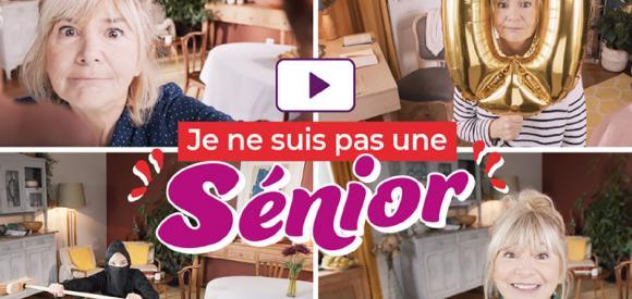 Françoise signe son grand retour et casse les préjugés sur les seniors, avec humour