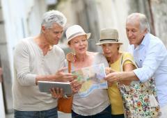 Le baromètre des vacances des 50 ans et plus